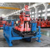 Quality Spindle Rotary Crawler Drilling Rig High Torque 2760 N.m  More Speed Grade for sale