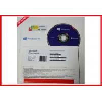 Wholesale Genuine Windows 10 Product Key Code  Win 10 Pro Pack 32 Bit / 64 Bit OEM from china suppliers