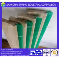 Wholesale Free sample aluminum screen printing squeegee rubber handle/screen printing squeegee aluminum handle from china suppliers