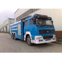 Wholesale 15-20CBM 336HP Diesel Emergency Rescue Fire Fighting Truck Strong Power from china suppliers