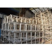 Wholesale Aluminum Scaffolding Stage Lighting Modular Truss System Rust Resistance from china suppliers