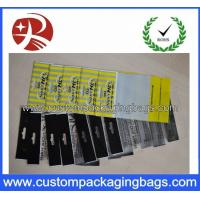 Wholesale OPP Plastic Custom Packaging Bags Printing Clear With 2C - 5C Thickness from china suppliers