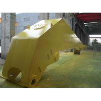 Wholesale Customized GB Q345D Crane Jib Port Marine Crane Parts For Offshore Crane from china suppliers