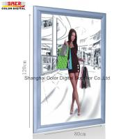 Wholesale Snap Frame Led Light Box / Movie Poster Frames Light Box Advertising Displays from china suppliers