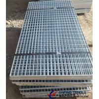 Wholesale Welded Steel Grating: Flat Style Bar Grating; Serrated Bearing Bar Grating from china suppliers