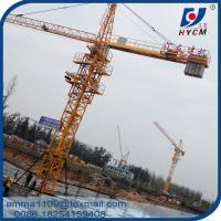 Wholesale 6 Tons Building Tower Crane Construction Safety Equipment For Sale from china suppliers
