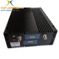 Wholesale 65dB 15dBm Quad Band GSM 900/DCS 1800/3G 2100/4G 2600MHz Mobile Signal Repeater Amplifier from china suppliers