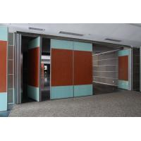 Wholesale Hotel Banquet Hall Modular Rolling Decorative Acoustic Screens and Room Dividers from china suppliers