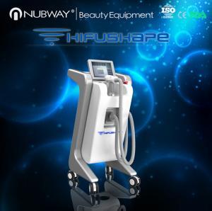 Wholesale Newest high intensity focused ultrasound hifu body shape machine HIFUSHAP best slimming ma from china suppliers