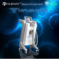 Wholesale ultrasonic body slimming beautiful machine hifushape for fat reduce hifu from china suppliers