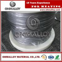 Wholesale 0.523mm 19 strands Nichrome Thermoelectric Alloys Wire Heater Core Wire from china suppliers