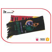 Wholesale Sports Style Multi Color Knitted Scarf With Hood , Knit Infinity Scarf from china suppliers