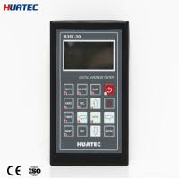 Wholesale LCD display with back - light USB / RS232 Portable Leeb hardness tester RHL30 from china suppliers