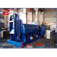 Buy cheap 4-6Ton Per Hour Hydraulic Metal Baler Logger For Metal Recycling Factory Steel Company Steel Scrap Compactor from wholesalers