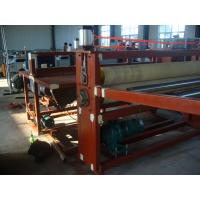 Wholesale PP PC Plastic Extrusion Equipment For Hollow Grid Plastic Sheet from china suppliers