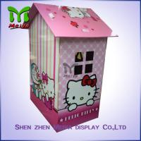 Wholesale Retail cardboard coloring playhouse for children with CMYK Printing from china suppliers