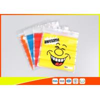 Wholesale Multicolour Printing Plastic Ziplock Bag Ldpe Zipper Bag / Custom Printed Resealable Bags from china suppliers