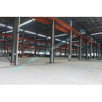 Buy cheap Clear Span Pre-engineered Structral Steel Building System For Changable Standard from wholesalers