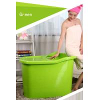 Quality indoor spa common bathtub plastic bathtub cheap plastic bathtub for adult for sale