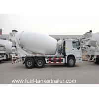 Wholesale Concrete Mobile Mixer Truck Trailer with Italy ARK Brand Hydrualic Pump and Motor from china suppliers