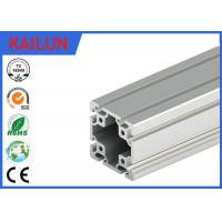 Wholesale 40 X 40 MM T Slot Aluminum Extrusion Rails Square Hollow OEM ISO / TS16949:2009 from china suppliers
