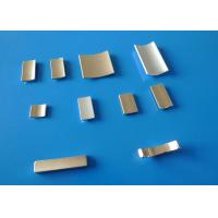Wholesale RoHS Strong NdFeB Segment Magnets Block Magnets Custom Made from china suppliers