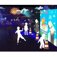 Wholesale Cake Jenga Theme Interactive Projector Games For Indoor Entertainment from china suppliers
