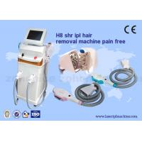 Wholesale 2000 W White color  Pure sapphire  OPT IPL SHR Hair Removal Machine from china suppliers