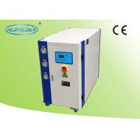 Wholesale Scroll Compressor Air Cooled Water Chiller CE Certificate Industrial Water Chiller from china suppliers