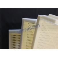 Wholesale High Standard ABS Plastic Cigarette Filter Loading Tray With Custom Square from china suppliers