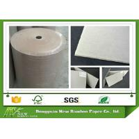 Wholesale Anti-Curl Matte from 300gsm to 650gsm Grey Paper Roll for Offset Printing from china suppliers