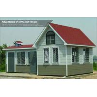 Wholesale Luxury Prefabricated Light Steel Structure Villa / Modern Modular Homes for Living from china suppliers