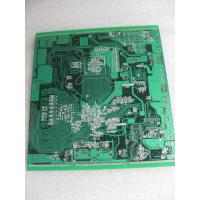 Wholesale Custom 1.6mm Board thickness 10 layer PCB Board with immersion gold, gold finger designing from china suppliers