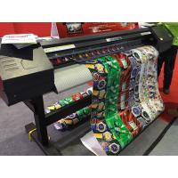 Wholesale Photo Paper / Canvas Printing Wide Format Solvent Printer CMYK Four Color from china suppliers