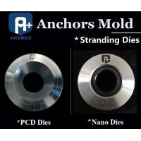 Buy cheap Anchors Mold PCD Stranding/Bunching Dies from wholesalers