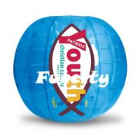 Wholesale Tpu Material Human Size Soccer Inflatable Bumper Ball Fire - Retardant from china suppliers