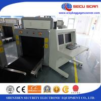 Wholesale Multi - Energy High Resolution X Ray Baggage Scanner inspection system for  Airport Security from china suppliers