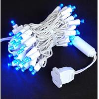 Wholesale LED blue Christmas lights 50 5mm mini wide angle from china suppliers