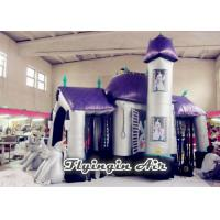 Wholesale Halloween Decorative Inflatable Tunnel Tent for Halloween Supplies from china suppliers