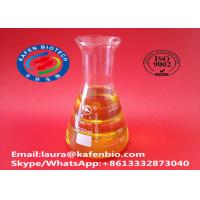 Wholesale Yellow Injectable Anabolic Steroids Oil Liquid Mass 500 Mg/Ml for Body Building from china suppliers