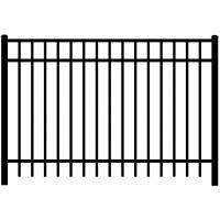 Wholesale High quality Aluminum Railing Aluminum Fence Panels No rust from china suppliers