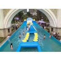 Wholesale Customized 0.9MM Inflatable Sports Games Inflatable Water Parks Toys For Kids from china suppliers