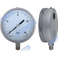 Wholesale 6 Inch stainless steel welding pressure gauge from china suppliers