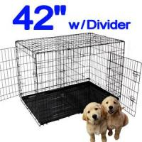 Wholesale Dog Pet Crate Cage Divider - 1 from china suppliers