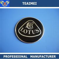Wholesale Custom Wheel Center Cap Stickers Chrome Car Logo CE For Wheel from china suppliers