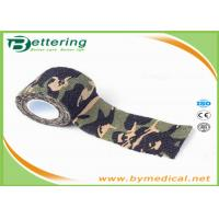 Wholesale Camo Wrapping Camouflage Printing Self Adhesive Flexible Bandage from china suppliers
