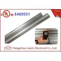 "Wholesale Exterior 1"" Hot Dip Galvanized Metal Electrical Conduit with UL Listed from china suppliers"