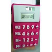 Wholesale Silicone Colorful Calculator from china suppliers