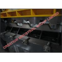 Wholesale Galvanized and Galvalume Iron Floor Deck Slab Sheet Rolling and Cutting Machine with Strong Steel Roller from china suppliers