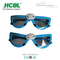 Wholesale Universal Children Kid 3D Glasses Compatible To Reald Imax Masterimage Passive Cinema from china suppliers